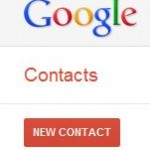How to back up Google Contacts
